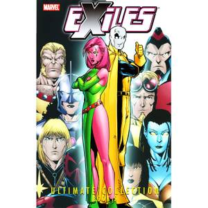 Marvel Exiles Ultimate Collection - Book 5 Graphic Novel