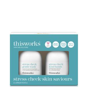 this works Stress Check Skin Saviours Kit