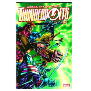 Marvel Thunderbolts Classic - Volume 1 Graphic Novel