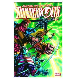 Marvel Thunderbolts Classic - Volume 1 Graphic Novel