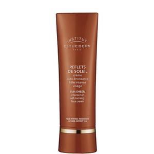 Institut Esthederm Sun Sheen Intense Tan Self-tanning Face Cream 50ml