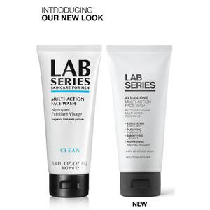 Lab Series Skincare For Men Multi-Action Face Wash (100ml)