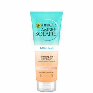 Ambre Solaire After Sun Tan Maintainer with Self Tan 200ml