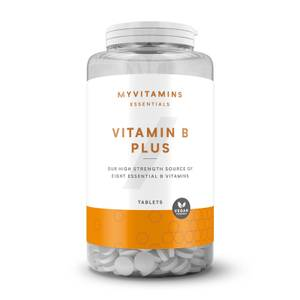 Tabletas de Vitamina B Plus