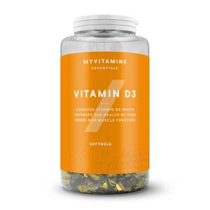 Vitamine D3 Softgels