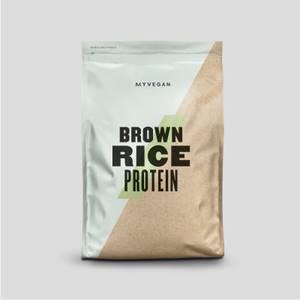 Beljakovine rjavega riža