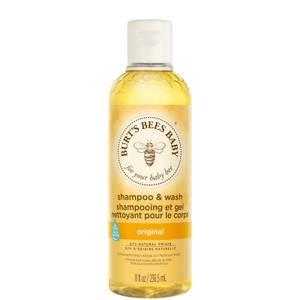 Shampooing corps et cheveux Baby Bee Burt's Bee (236 ml)
