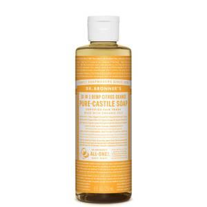 Dr Bronner's Pure Castile Liquid Soap Citrus 237ml