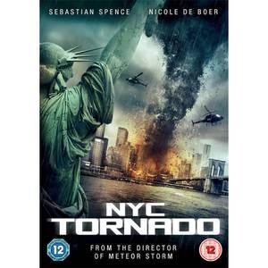 NYC Tornado (Lenticular Sleeve)