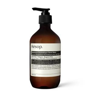 Aesop Reverence Aromatique Hand Balm 500ml