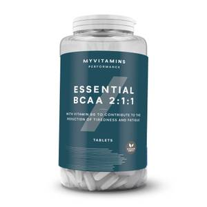 Essential BCAA 2:1:1 Tablets