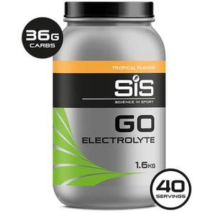 Science in Sport GO Electrolyte Drink Powder 1.6kg Tub