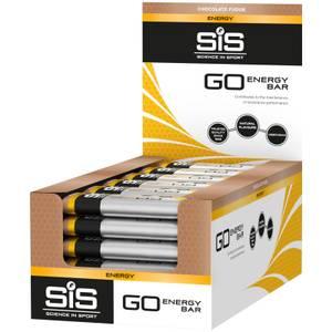 Science in Sport GO Mini Energy 40g Bar Box of 30