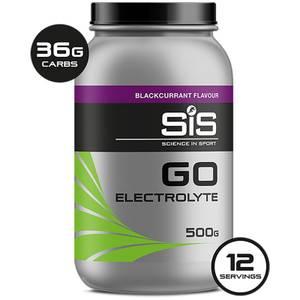 Science in Sport GO Electrolyte Drink Powder 500g Tub