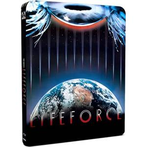 Lifeforce - Limited Edition Steelbook