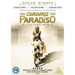 Cinema Paradiso - 25th Anniversay Remastered Edition