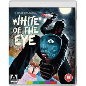White of the Eye - Double Play (Blu-Ray en DVD)