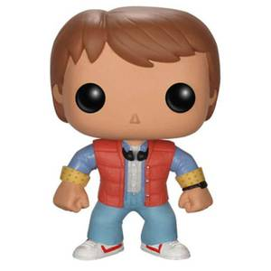 Back to the Future Marty Mcfly Funko Pop! Figuur