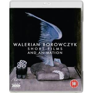 Walerian Borowczyk Short Films And Animation