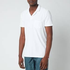 Orlebar Brown Men's Terry T-Shirt - White