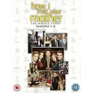 How I Met Your Mother Seasons 1-9 Box Set