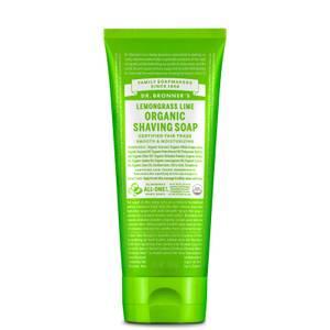Dr. Bronner Organic Lemongrass Shaving Gel (207ml)