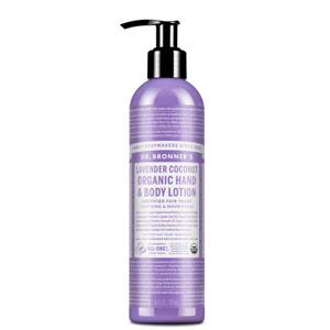 Dr. Bronner's Organic Lotions - Lavender Coconut 237ml
