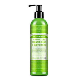 Dr. Bronner's Organic Lotions - Patchouli Lime 237ml