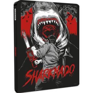 Sharknado - Exclusivité Zavvi - Steelbook Édition Limitée
