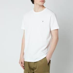 Gant Men's Original T-Shirt - White