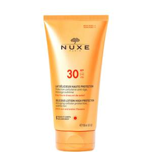 NUXE Sun Face and Body Delicious Lotion SPF 30 (150 ml)