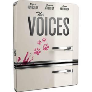 The Voices - Steelbook Exclusif Limité pour Zavvi (Limité à 2000)
