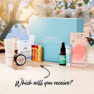 ABBONAMENTO ALLA BEAUTY BOX DI LOOKFANTASTIC