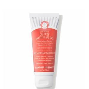 First Aid Beauty Skin Rescue Oil Free Mattifying Gel