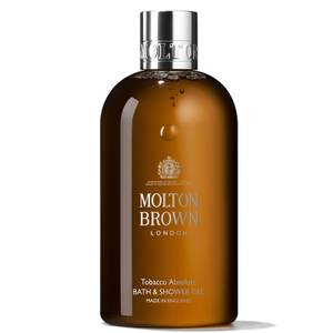 Molton Brown Tobacco Absolute Bath and Shower Gel (300ml)