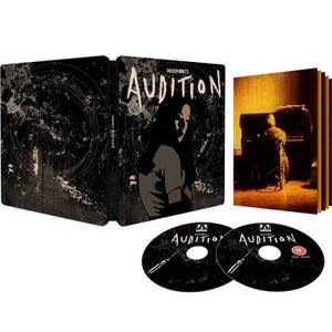 Audition - Double Format (Comprend le DVD) -Edition Limitée Steelbook Blu-ray