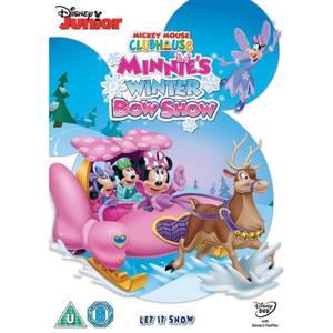 Minnie's Winter Bow Show