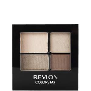 Revlon Colorstay 16 Hour Eyeshadow Quad - Addictive