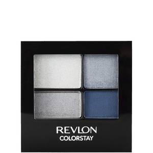 Revlon Colorstay 16 Hour Eyeshadow Quad - Passionate