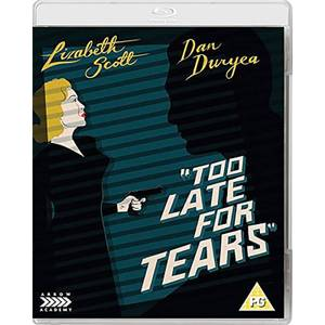 Too Late for Tears - Dual Format (Includes DVD)
