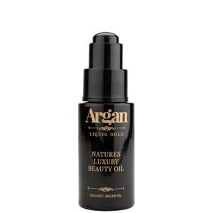 Argan Liquid Gold Natures Luxury Beauty Oil 30ml