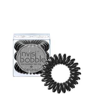 invisibobble Original Hair Tie (3 Pack) - True Black