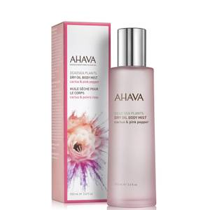 AHAVA Dry Oil Body Mist - Cactus and Pink Pepper 100ml