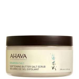 AHAVA Softening Butter Salt Scrub 235ml