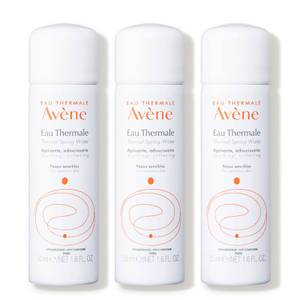 Avene Thermal Spring Water 3-to-Go Kit (Worth $27)