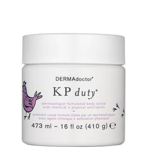 DERMAdoctor KP Double Duty AHA Moisturizing Therapy for Dry Skin Dual Pack (Worth $76)