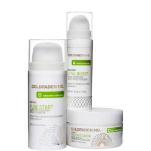 Goldfaden MD Radiant Skin Renewal Starter Kit (Worth $121)