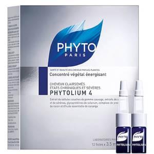 Phyto Phytolium 4 Chronic Thinning Hair Treatment 12x0.118 fl oz