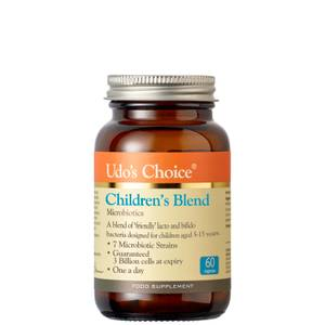 Udo's Choice Children's Blend Microbiotics - 60 Vegecaps