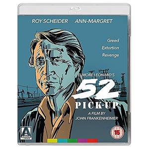 52 Pick-Up - Dual Format (Includes DVD)